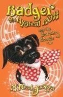 Cover of Book 2 - Badger the Mystical Mutt and the Barking Boogie